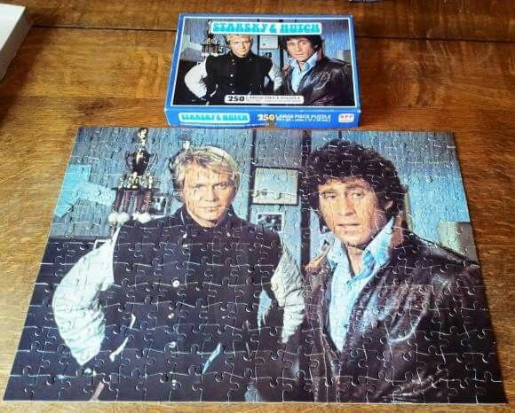 Starsky Amp Hutch Puzzle Starsky Amp Hutch 2nd Board Pinterest