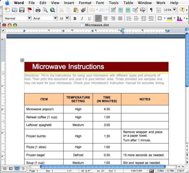 Microsoft Word Tables Templates Free Download Word Table Words Good Essay