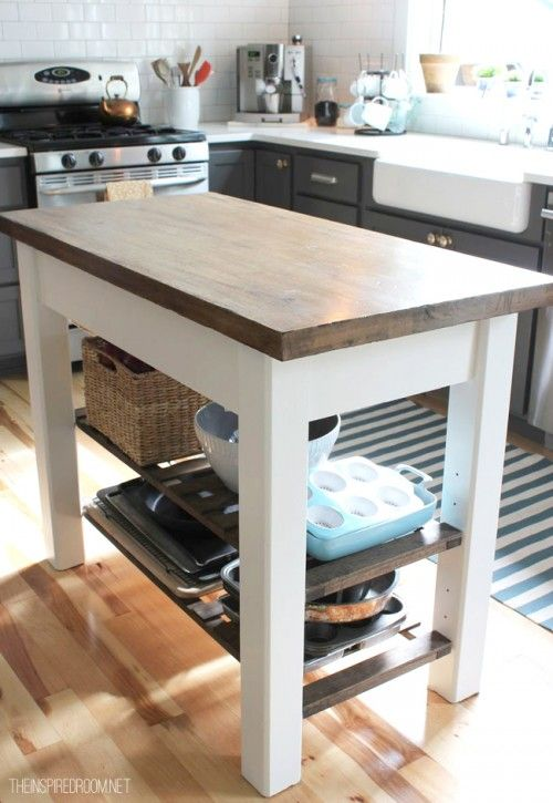 a kitchen island is a necessary thing because its a space where you can cook and