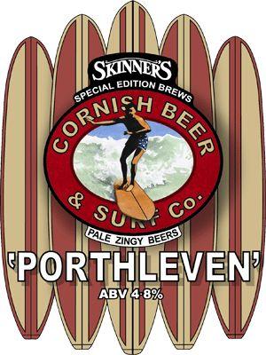 Porthleven Cornish Beer