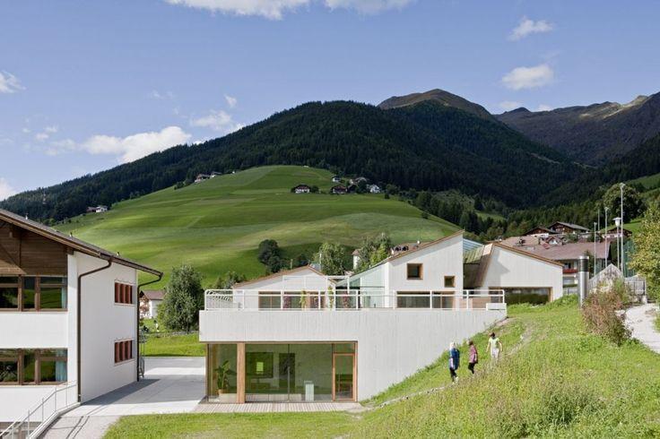 Kindergarten Terenten by Feld72 Architects