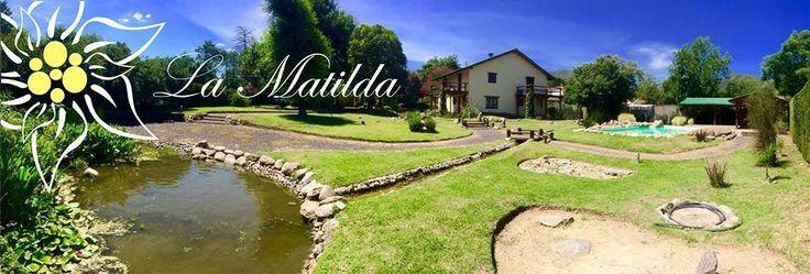 Un paraiso! - Comentarios del hotel La Matilda, Santa Rosa de Calamuchita, Argentina - TripAdvisor Cabña para parejas