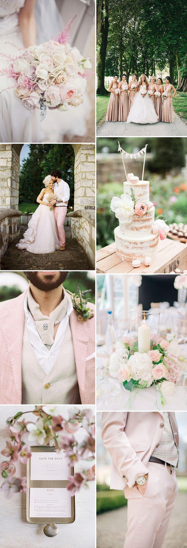 412 best Pink Wedding Colour Palette images on Pinterest Wedding
