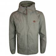 Pretty Green Festival Harrington  Jacket Khaki