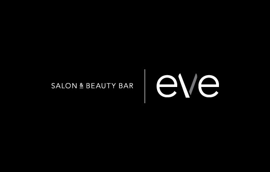Eve Salon and Beauty Bar // logo and branding design for a hair salon and beauty bar
