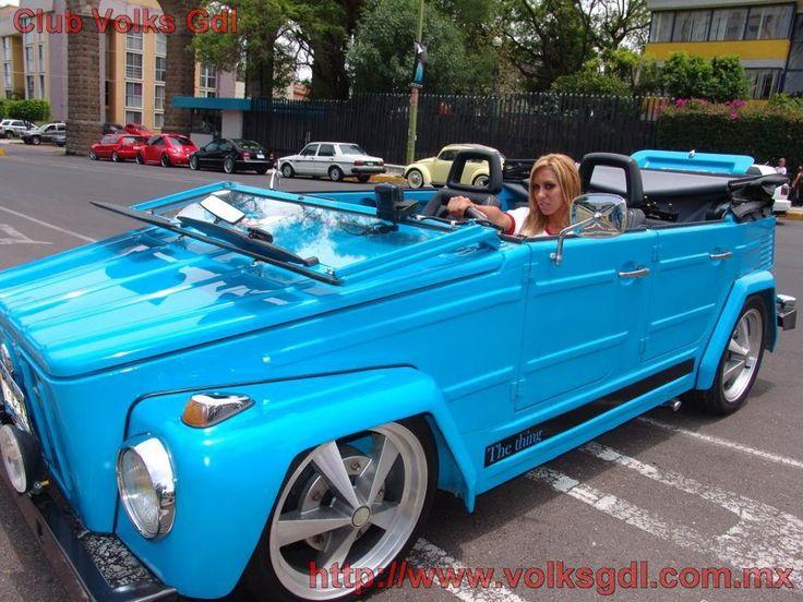 vw thing... my dream car!