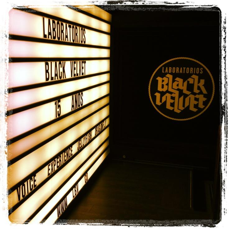 Cumpleaños 15 de Laboratorios Black Velvet en #centricobar