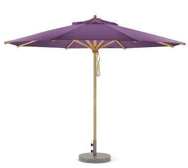 Klassischer Sonnenschirm von Weishäupl