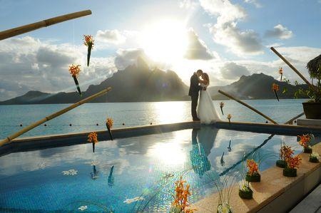 Beautiful St. Regis - Bora Bora
