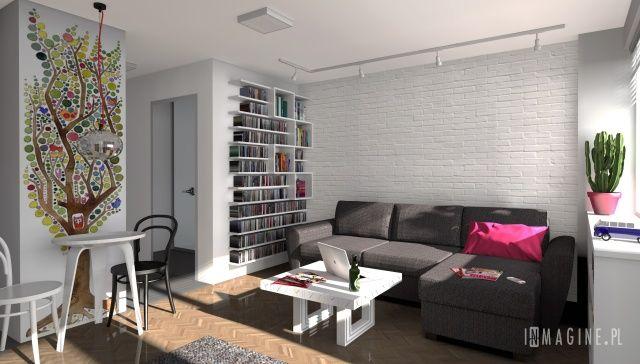 Urządzamy małe mieszkanie: aranżacje