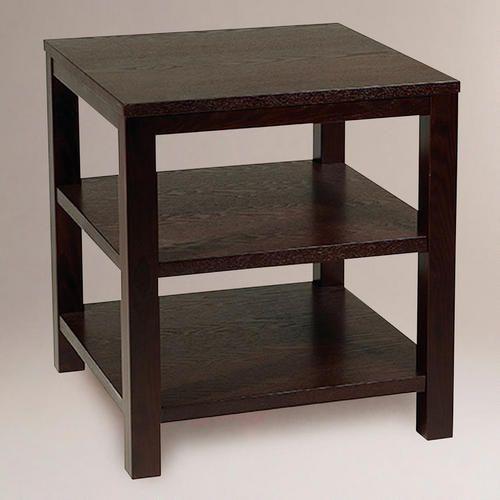 $190 WorldMarket.com: Porter Square End Table. For That Price I Think I