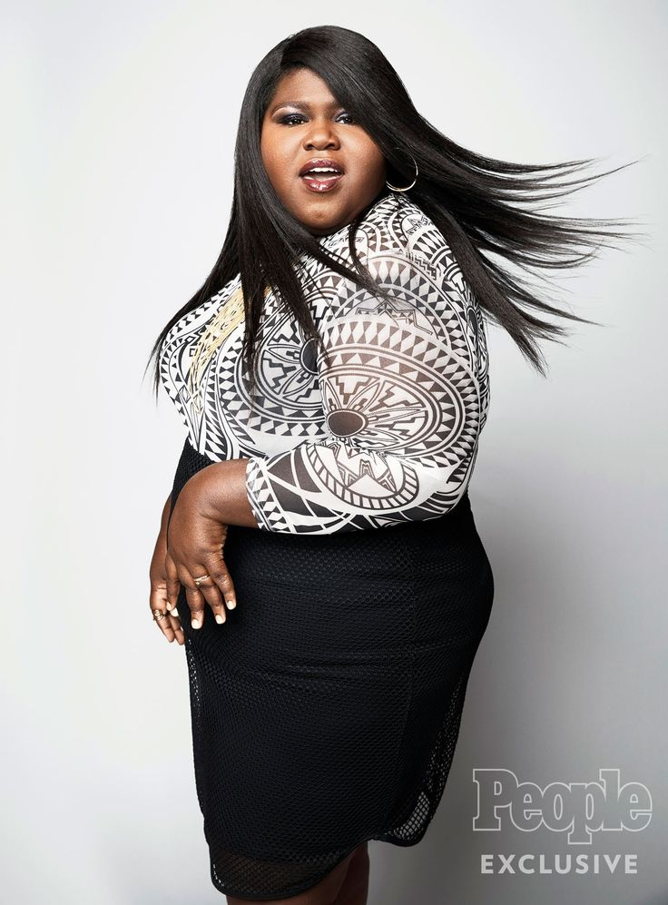 Gabourey Sidibe Opens Up About Weight-Loss Surgery for the First Time: 'I Love My Body Now'    #weightloss