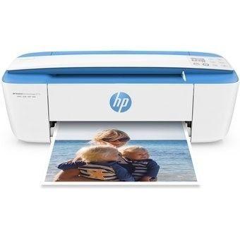 Impresora HP Deskjet Ink Advantage 3775 -Imprime Copia Escanea -Inyección de tinta HP -Capacidad inalambrica: Si -Velocidad de Impresion (ISO): Negro  hasta 8 ppm; Color hasta 55 ppm -Hasta 200 pag -Compatible con Windows y OS X
