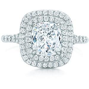 My Love <3 Tiffany Soleste Engagement Ring