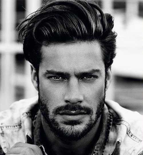 Nowadays mens want to try different hair cuts and styles. And there are too many different men hairstyles pictures in the galery of 25 Medium Mens Hairstyles..