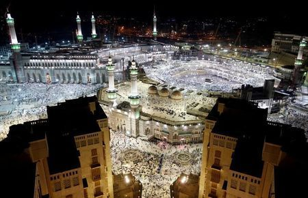 "Saudi Arabia's foreign minister called what he said was Qatar's demand for an internationalization of the Muslim hajj pilgrimage a declaration of war against the kingdom, Saudi-owned Al Arabiya television said on Sunday, but Qatar said it never made such a call.  ""Qatar's demands to"