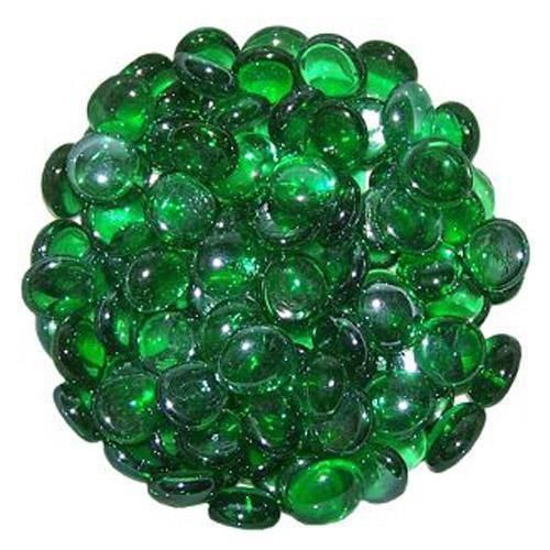 600 Green Glass Round Decorative Pebbles - Stones - Beads - Nuggets. Great quality, beautiful round decorative wholesale glass pebbles, ideal for floating candle displays, fish tanks, plant pots, wedding displays or just to collect! | eBay!