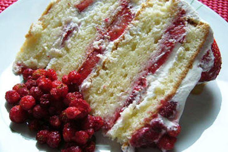 Shortcake aux fraises | .recettes.qc.ca