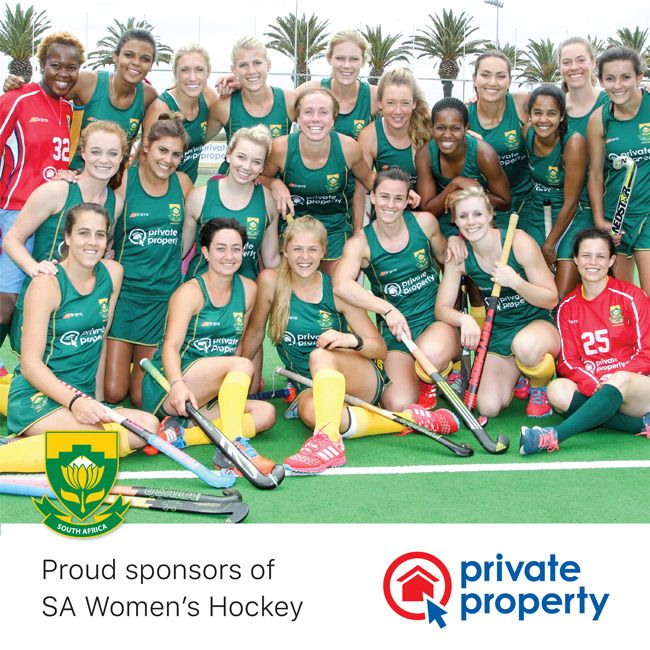 As a proud sponsor of the South African Women's Hockey team, Private Property is looking forward to the upcoming Hockey World League Semi-Finals 2017, where our national hockey teams will pit themselves against the very best hockey players in the world, on local soil.