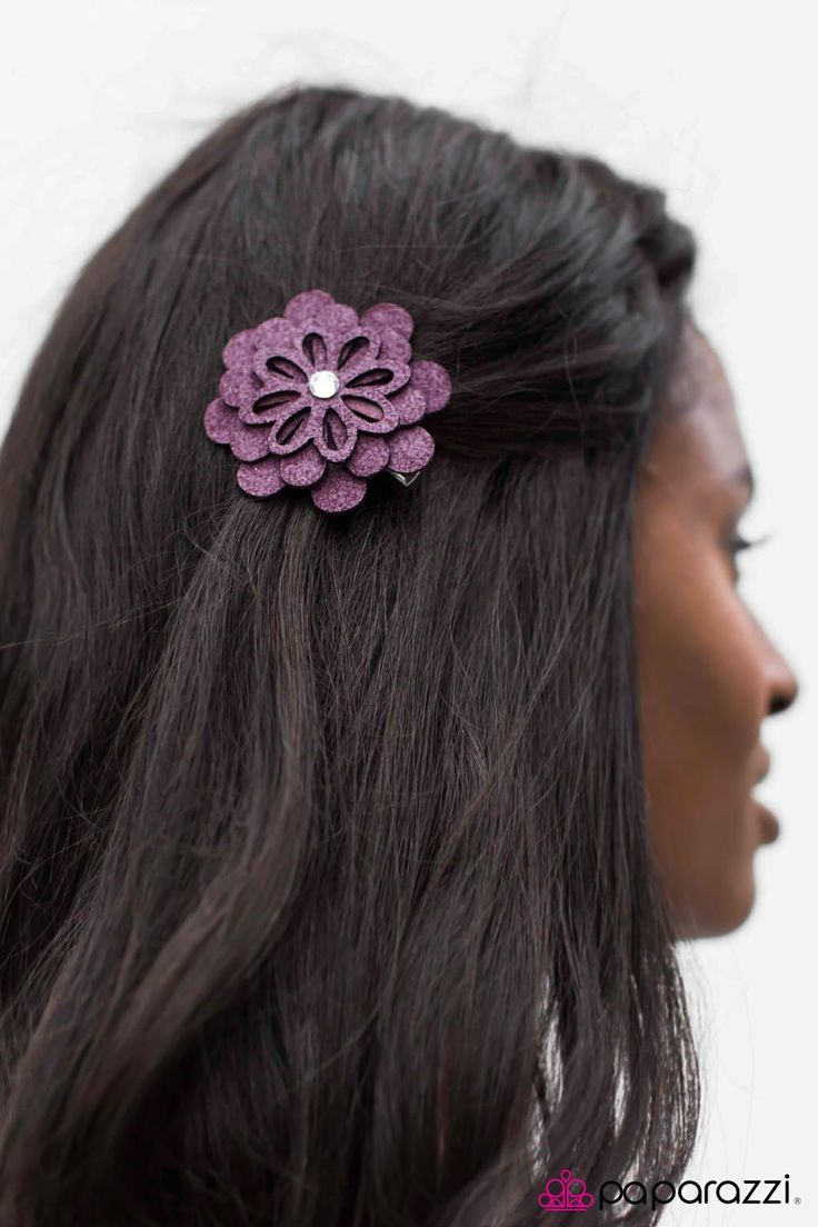 Black bow hair accessories - Valley Girl 5 Hair Accessories Headbands And Jewelry Purple Flower With