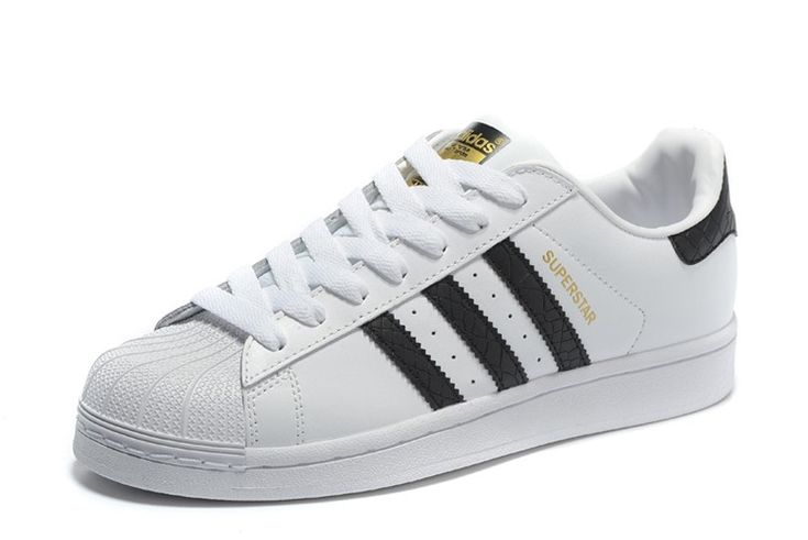 Adidas Originals Superstar Rivalry Turnschuhe Weiß /Ader Schwarz/Gold B34308
