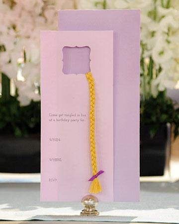 Rapunzel birthday party invitation.: Rapunzel Invite, Birthday Card, Birthday Party Invitations, Tangled Birthday, Rapunzel Invitations, Birthday Parties, Birthday Invitations, Party Idea, Rapunzel Party'S