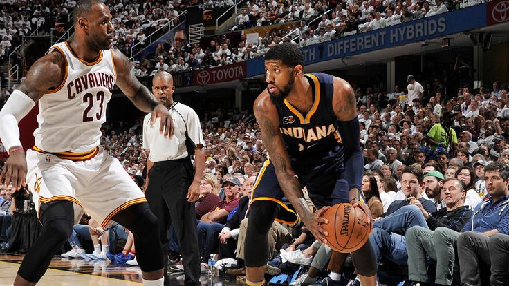 Report: Paul George-to-Cavaliers Deal Fell Apart over Draft Pick