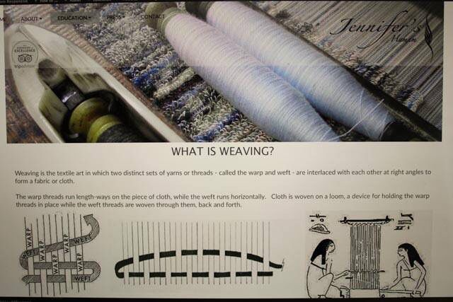 Are you keeping up with us on our website:  jennifershamam.com ? We're adding new sections and more items to under Education.  Come check us out. #jennifershamam #weaving #artisan #cotton #organic #Turkish #Istanbul #weavers #towels #bathtowels #pestamel