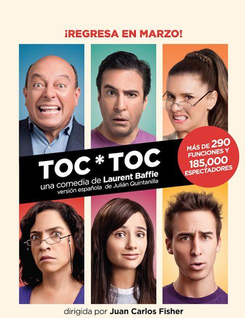 LIMA VAGA: Toc*Toc regresa con sexta temporada
