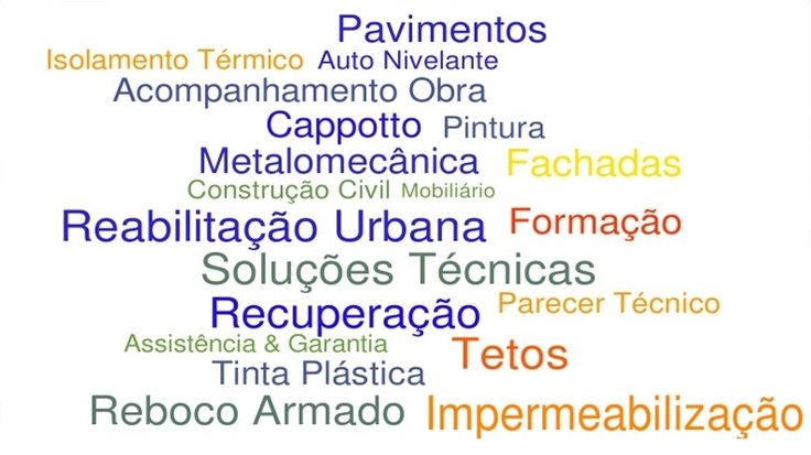 A STRUB (Soluções Técnicas para Reabilitação UrBana) é uma organização que trabalha a pensar em si, onde se encontram as soluções para a reabilitação do seu espaço, entre isolamentos térmicos, tintas de todas as cores, vernizes e muitos outros produtos e soluções inovadoras.  Dispõe ainda de soluções especializadas para o segmento industrial de Mobiliário/Carpintaria e Metalomecânica.