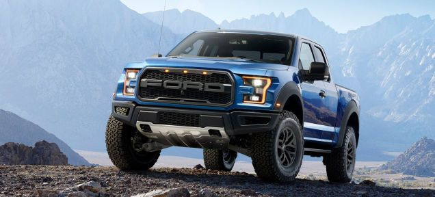 Aww Yeah: The 2017 Ford Raptor's Twin-Turbo V6 Puts Out 450 Horsepower