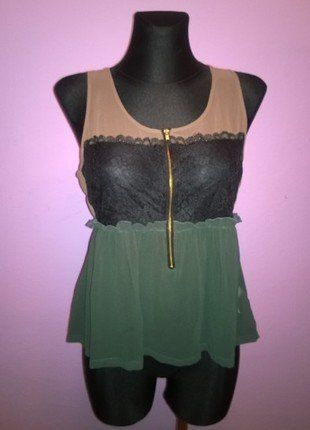 Kup mój przedmiot na #vintedpl http://www.vinted.pl/damska-odziez/bielizna-inne/17045766-seksowny-top-odkryte-plecy-mgielka