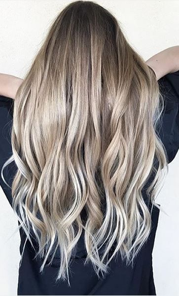 want this color - bronde balayage highlights | Hair Color | Pinterest | Hair, Balayage and Hair styles