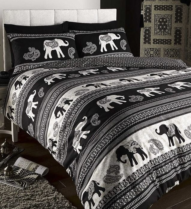 CAMOUFLAGE Army Inspired Reversible Duvet Cover//Quilt Cover Set Bedding Range