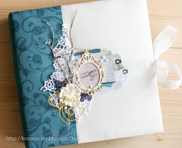 свадебный альбом, подарок на свадьбу, свадебный фотоальбом, костина анастасия