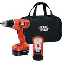 sign up with us and get the last news about discounts, holidays, promo code etc ... make a wish list and lets see how we can help you ...  use this discount code before you check out : fall-2 enjoy the offer from 9/23 to 9/30 !!!  Show details for Black  Decker 12volt Cordless Drill  Stud Sensor Kit