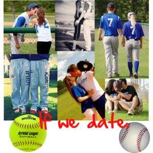 softball baseball relationships - Google Search