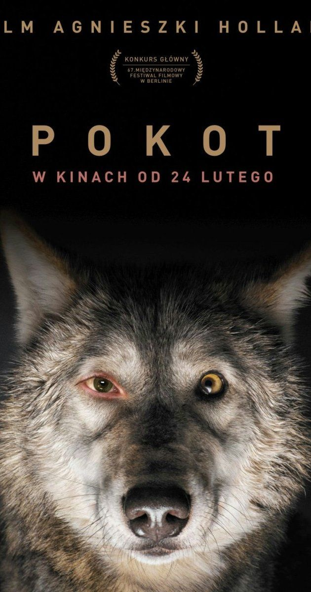 Directed by Agnieszka Holland, Kasia Adamik.  With Agnieszka Mandat-Grabka, Wiktor Zborowski, Jakub Gierszal, Patrycja Volny. Janina Duszejko, an elderly woman, lives alone in the Klodzko Valley where a series of mysterious crimes are committed. Duszejko is convinced that she knows who or what is the murderer, but nobody believes her.
