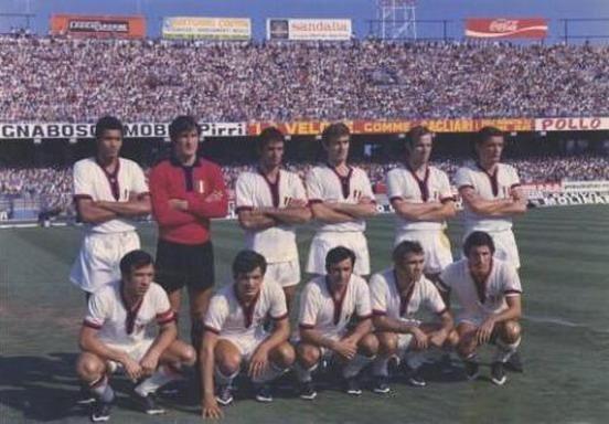 Cagliari Calcio - 1969/1970 - Campioni d'Italia