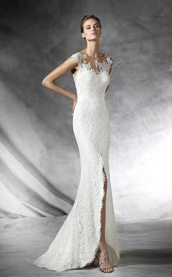 Pronovias Cocktail Dresses For Sale Online 14