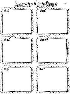2nd Grade Stuff: Linky, FREEBIES, and Common Core Graphic Organizers