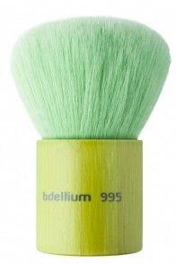 Pędzel Kabuki do pudru Green Bambu 995B