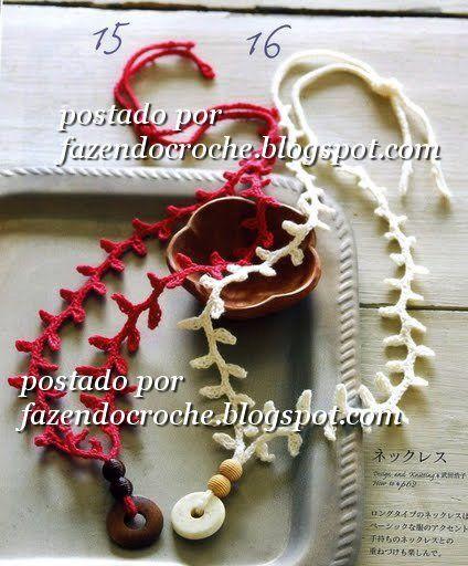 Olá Olha só que lindo esse colar!!! Desejo a todos uma boa semana...com sol graças a Deus!!!