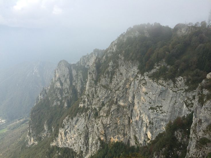 Piani d'Erna, north of Lecco. 30-minute drive, funicular up, then gorgeous hiking.