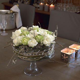 Voorbeelden #Bloemschikken met Oasis1 - Goedkoop-bloemschikken & Pompoenzaden-decoshop.nl http://www.pompoenzaden-decoshop.nl/