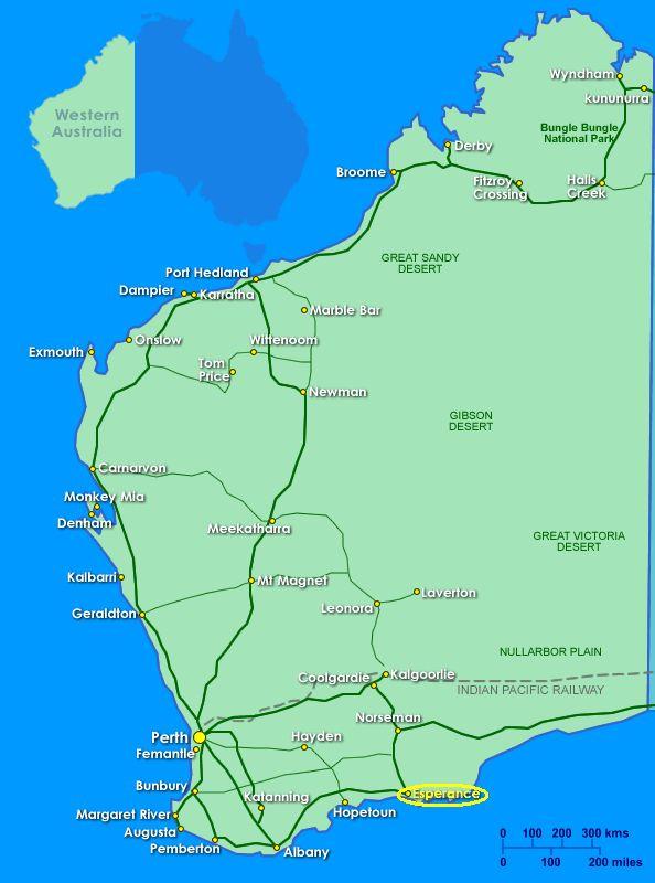 Esperance, Australia | , Esperance Visitor Centre, Esperance Western Australia, Esperance ...