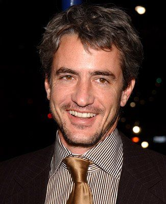 Dermot Mulroney- I think it just got a few degrees warmer in here...