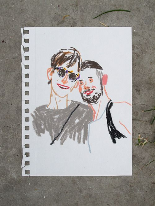 Damien Cuypers soiree magazine standard Mundi thibault Pradet