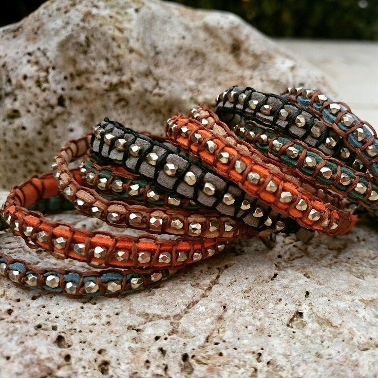 Bracelets bohostyle