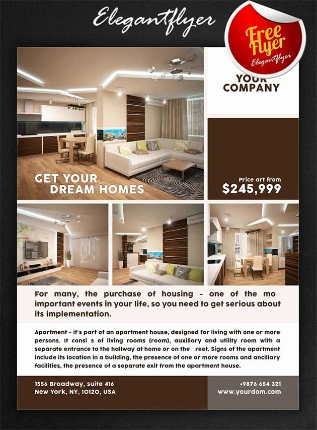 For Rent Flyer Template Free Beautiful Apartment Flyer Templates Free Yourweek 1ba684eca25e Real Estate Flyer Template Real Estate Flyers Flyer Template